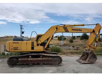 Crawler excavator Komatsu PC290NLC-7