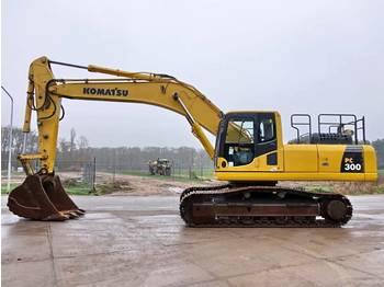 Crawler excavator Komatsu PC300-8 CE / good working condition