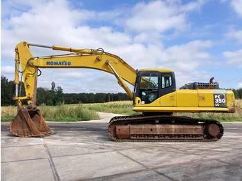 Crawler excavator Komatsu PC350 LC-7 CE+EPA