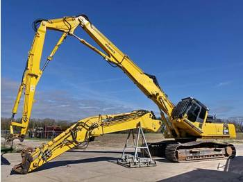 Crawler excavator Komatsu PC350 LC-8 Demolition / dutch machine