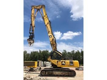 Komatsu PC450HRD-7EO (27m) - crawler excavator