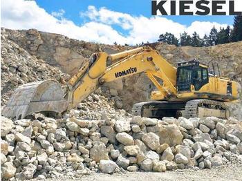 Komatsu PC600-8 - crawler excavator