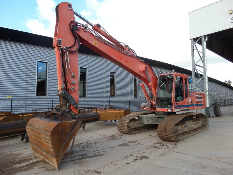 Liebherr R924b Litronic Crawler Excavator From Netherlands
