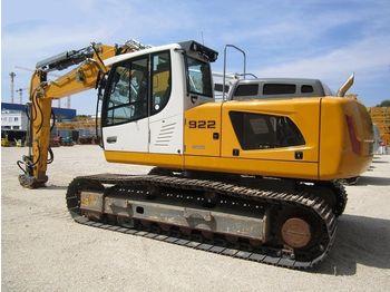 Crawler excavator LIEBHERR R 922 LC Litronic