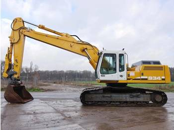Crawler excavator Liebherr R934B HDSL Dutch machine / good condition