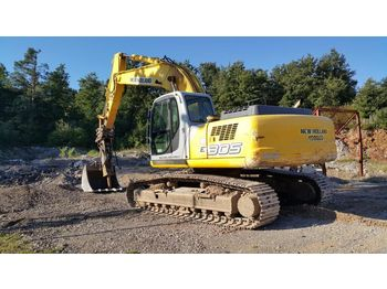 NEW HOLLAND E305 - crawler excavator
