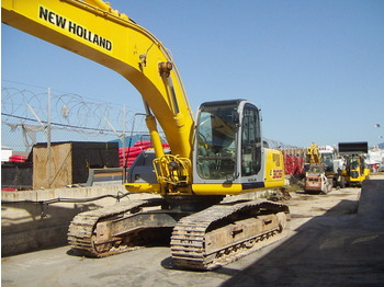 NEW HOLLAND E 305 - crawler excavator