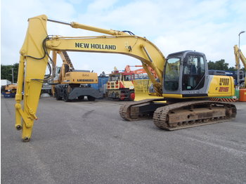 CAT 215 crawler excavator from Netherlands for sale at