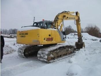 New Holland New Holland E195 - crawler excavator