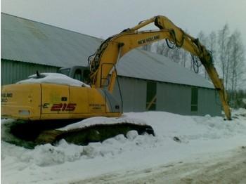 New Holland New Holland E 215 - crawler excavator