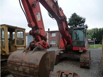 O&K Orenstein RH8, RH 8 Kettenbagger / Excavator, Verstell-Ausleger, Hammer Line, Bucket, Schnellwechsler, Hammer Line, GERMAN, 28 t, 9.500 h, Year 1999 - crawler excavator