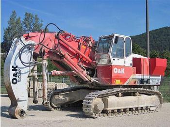 O & K RH30E - crawler excavator