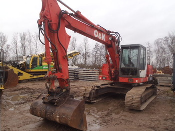 O&K RH6.5 crawler excavator from Slovenia for sale at ...