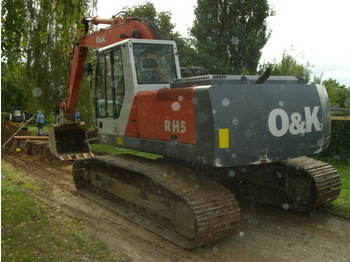 O&K RH5 - crawler excavator