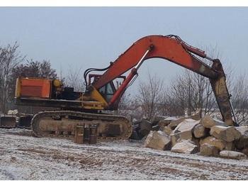 O&K Orenstein RH40, RH-40 Kettenbagger, Bucket, U/C NEW 95 % (von RH60), 100 % Working, German, original 6.000 h, Year 1984 - crawler excavator