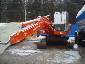 O&K В РОССИИ, БРЯНСК - crawler excavator