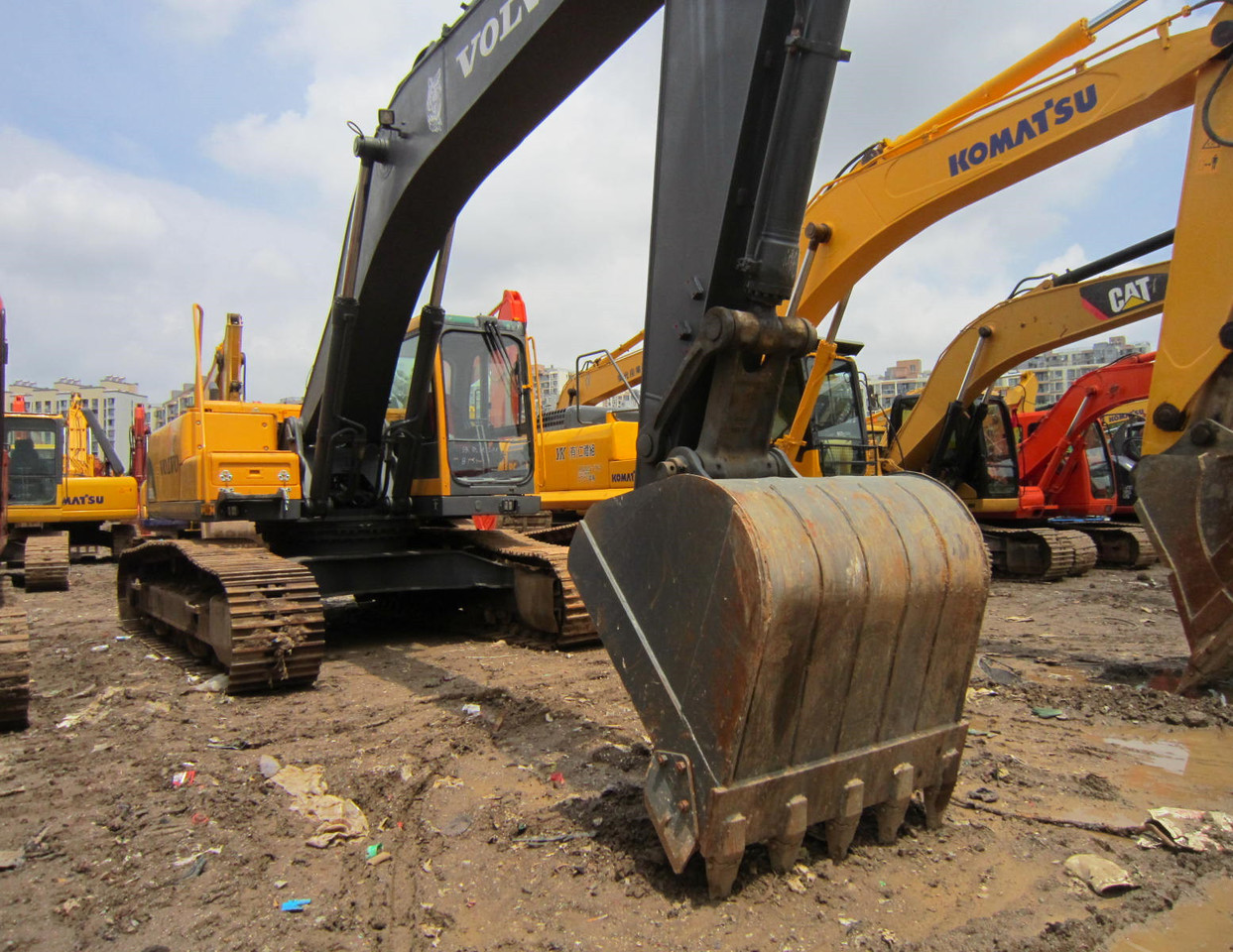 Volvo Ec290blc Crawler Excavator From China For Sale At Truck1 Id 3860958