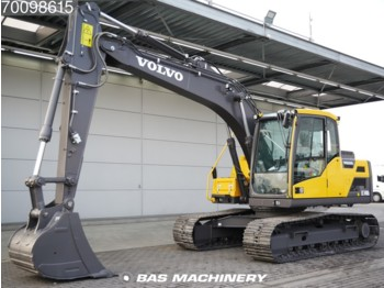 Crawler excavator Volvo EC140DL New unused 2018 machine