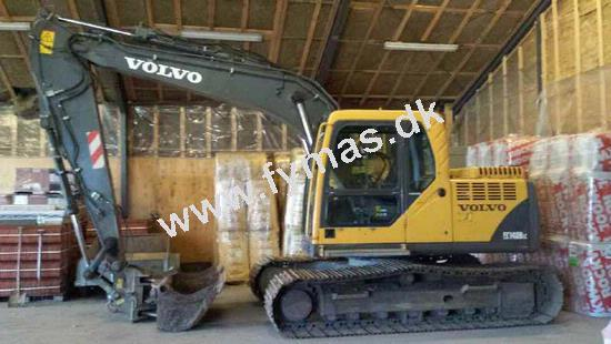 Volvo Ec140 Blc Crawler Excavator From Denmark For Sale At