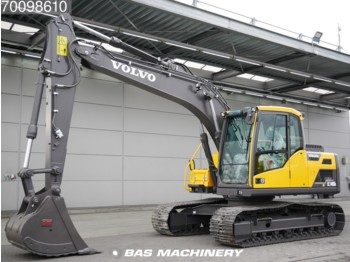 Crawler excavator Volvo EC140 DL New unused 2018 CE machine: picture 1