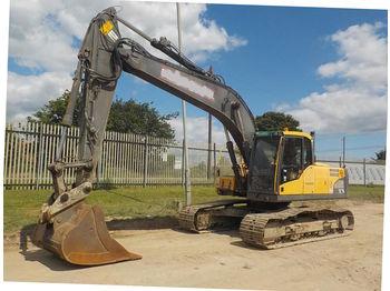 Crawler excavator Volvo EC210CL