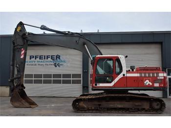 Crawler excavator Volvo EC240BLC Dipper Arm 3.6m, Hydraulic Quickcoupler,
