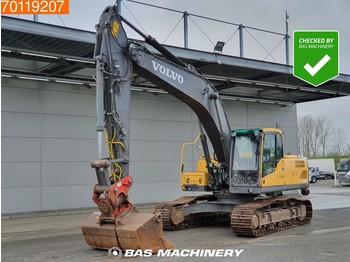 حفارات زحافة Volvo EC240C L Tilt bucket - Track excavator