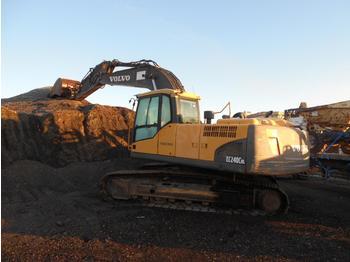 Crawler excavator Volvo EC240 CNL