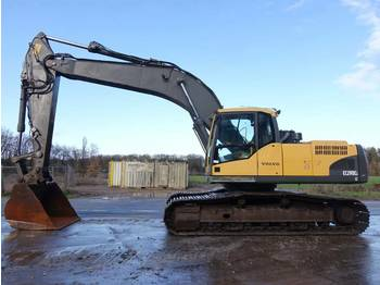 Crawler excavator Volvo EC290CL Dutch machine / good condition