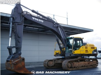 Crawler excavator Volvo EC360C L Fom first owner - good undercarriage