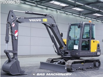 Crawler excavator Volvo EC55C New unused 2018 machine