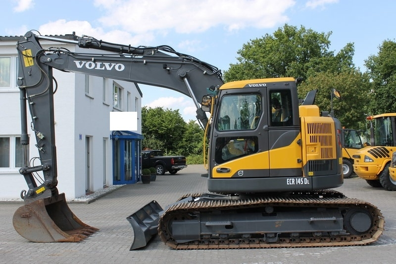 Volvo ECR 145 DL crawler excavator from Norway for sale at Truck1, ID: 1436303