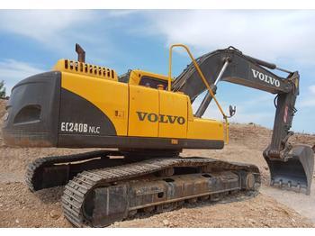 Volvo EC 240 B N LC 24 tons kobelco, komatsu  - crawler excavator