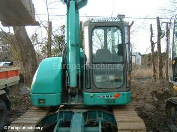 Yanmar B6-3 - crawler excavator