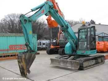 Yanmar B7-3 - crawler excavator
