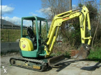 Yanmar ViO30 - crawler excavator