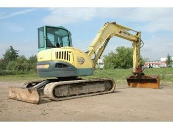 Yanmar Vio 75 - crawler excavator
