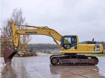 komatsu PC350LC-8 - crawler excavator