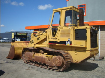 Crawler loader CATERPILLAR 963