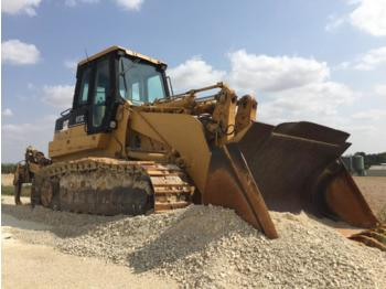 CATERPILLAR 973 C - crawler loader
