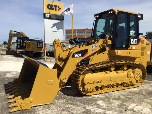 Cat 963K crawler loader from Ireland for sale at Truck1, ID: 2936878