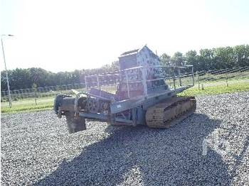HAZEMAG Tracked Crusher - crusher