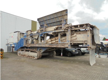 Hazemag AP-PH 1415 - crusher