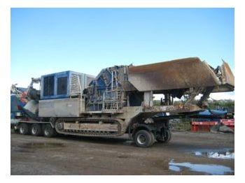 KLEEMANN Mobirex MRS 130 RH crushing plant  - crusher
