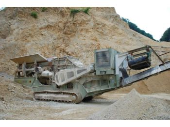 KLEEMANN Scania Reiner MRB 122 Z - crusher