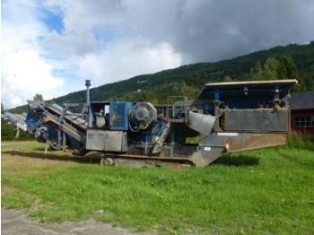Kleemann 1100/700 med sikt - crusher