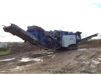 Kleemann MR130Z-EVO - crusher