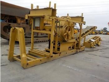Kue Ken Crusher to suit Hook Loader - crusher