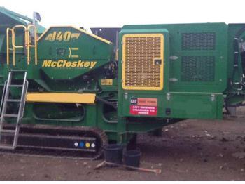 MC CLOSKEY J40 - crusher