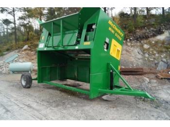 McCloskey Mini sorteringsverk - crusher